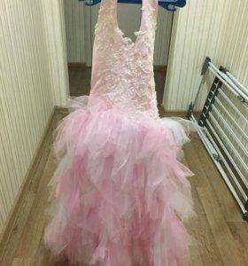 Платье 7-8 лет.