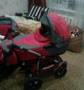 Lunga детская коляска 2 в1