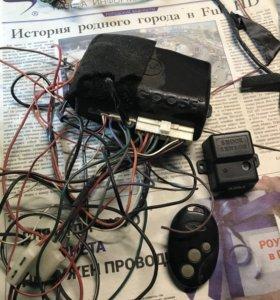 Сигнализация мангуст.б/у
