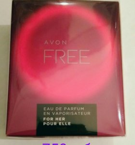 avon FREE for her 50ml