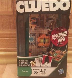 Новая настольная игра «Клуэдо», дорожная версия