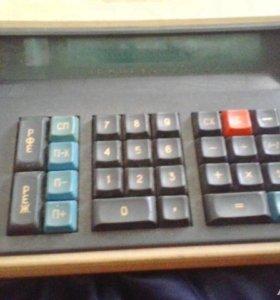Продам калькулятор Электроника мк 59