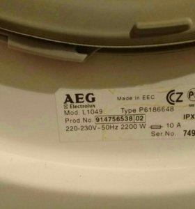 Стиральная машина AEG 1049