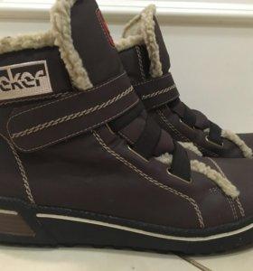 Ботинки зимние Rieker 41 р