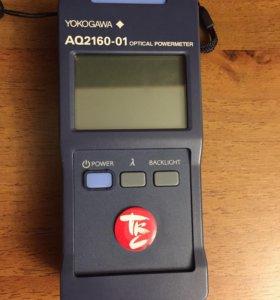 Yokogawa AQ2160-01 измеритель оптической мощьности