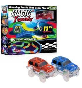 Автотрек-Magic Treck 220 деталей