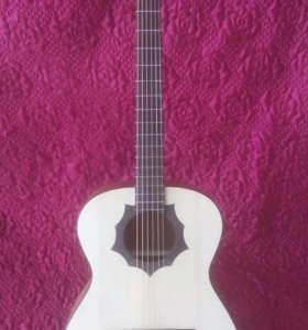 Гитара акустическая мастеровая