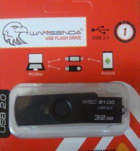 WANSENDA USB FLASH DRIVE