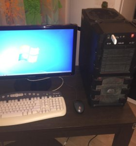 Core i5 3,10GHz/ GTX 570/оператива 8gb винч 500 gb