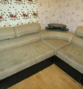 Химчистка дивана.