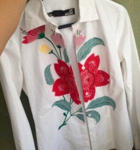 Рубашка Moschino Оригинал