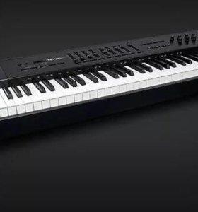 Цифровое пианино, M-Audio (новое).