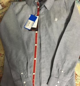 Продам новую рубашку модную рост 152