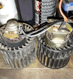 Мотор печки ваз