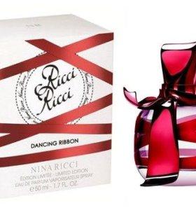 Духи Nina Ricci Ricci Ricci Dancing Ribbon