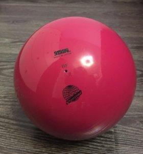 Мяч для художественной гимнастики Susaki. С мешком
