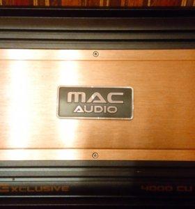 Усилитель MAC AUDIO MPE 4000
