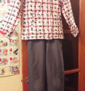 """Зимний костюм для девочки """"Barkito"""""""