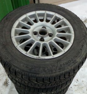 Колёса зимние R14