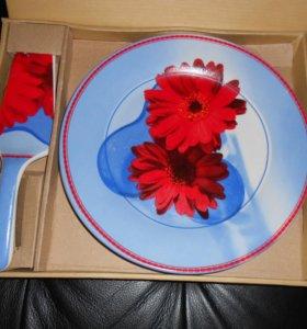 Тарелка для торта