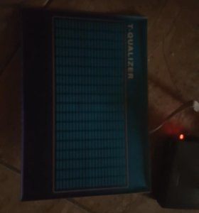 Эквалайзер с голосовой активацией