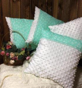 Распродаю дешево декоративные подушки