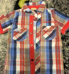 Рубашка М и Д рост 122