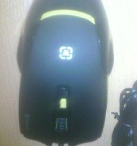 Игровая компьютерная мышь  Warhead GM-1710
