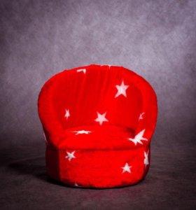 Креслице для ребёнка «Звезды»