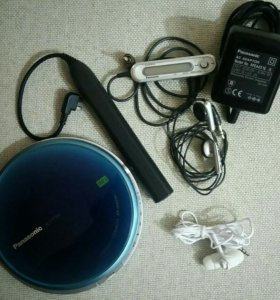 CD-MP3 плеер Panasonic SL-CT720