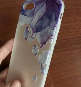 Чехол силиконовый IPhone 7