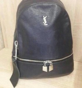 Женский рюкзак YSL . Качество