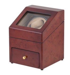 Шкатулка для часов с подзаводом Coffret