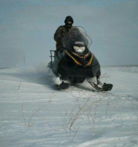 Снегоход Тайга патруль 550