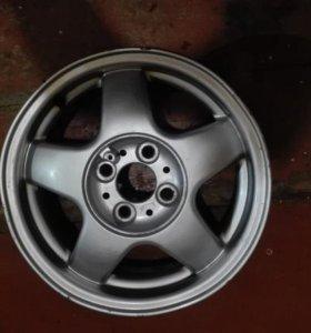 Оригинальный литой диск R14 ВАЗ