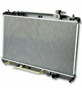Радиатор б/у