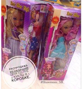 Куклы. 4 в 1. НОВЫЕ!