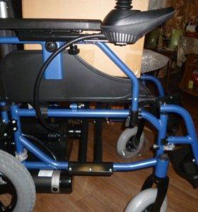 инвалидная коляска с электроприводом новая