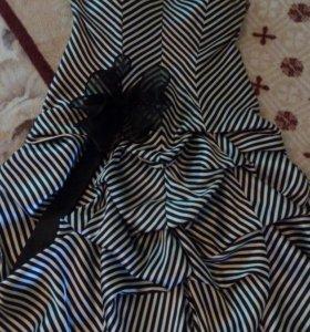 Платье 44р-р,