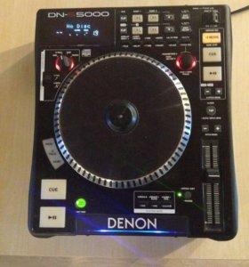 DJ плеер Denon DN-S5000