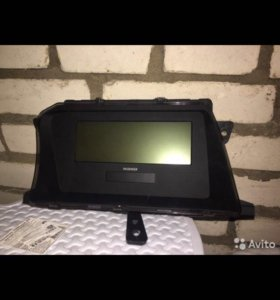 Монохромный дисплей для Lexus RX 3