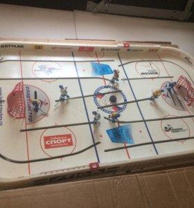 Хоккей. Торг.