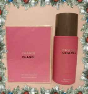 Набор Chanel Chance vive