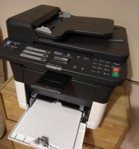 Мфу принтер Kyocera FS-1025MFP (состояние нового)