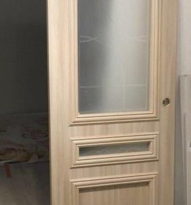 Двери новые, с Доборами