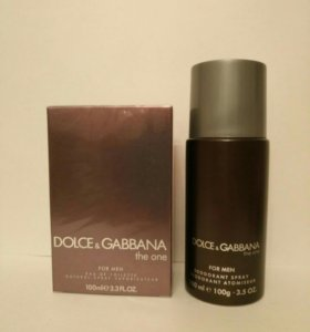 Набор D&G The One
