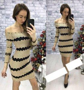 Платье размер 40-46
