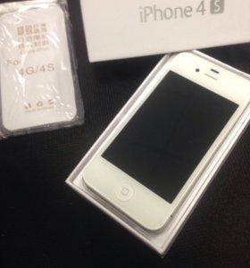 iPhone 4s 16 гб