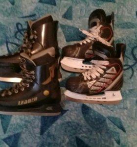 Конки хоккейные
