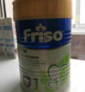 Детское питание friso 0-6m
